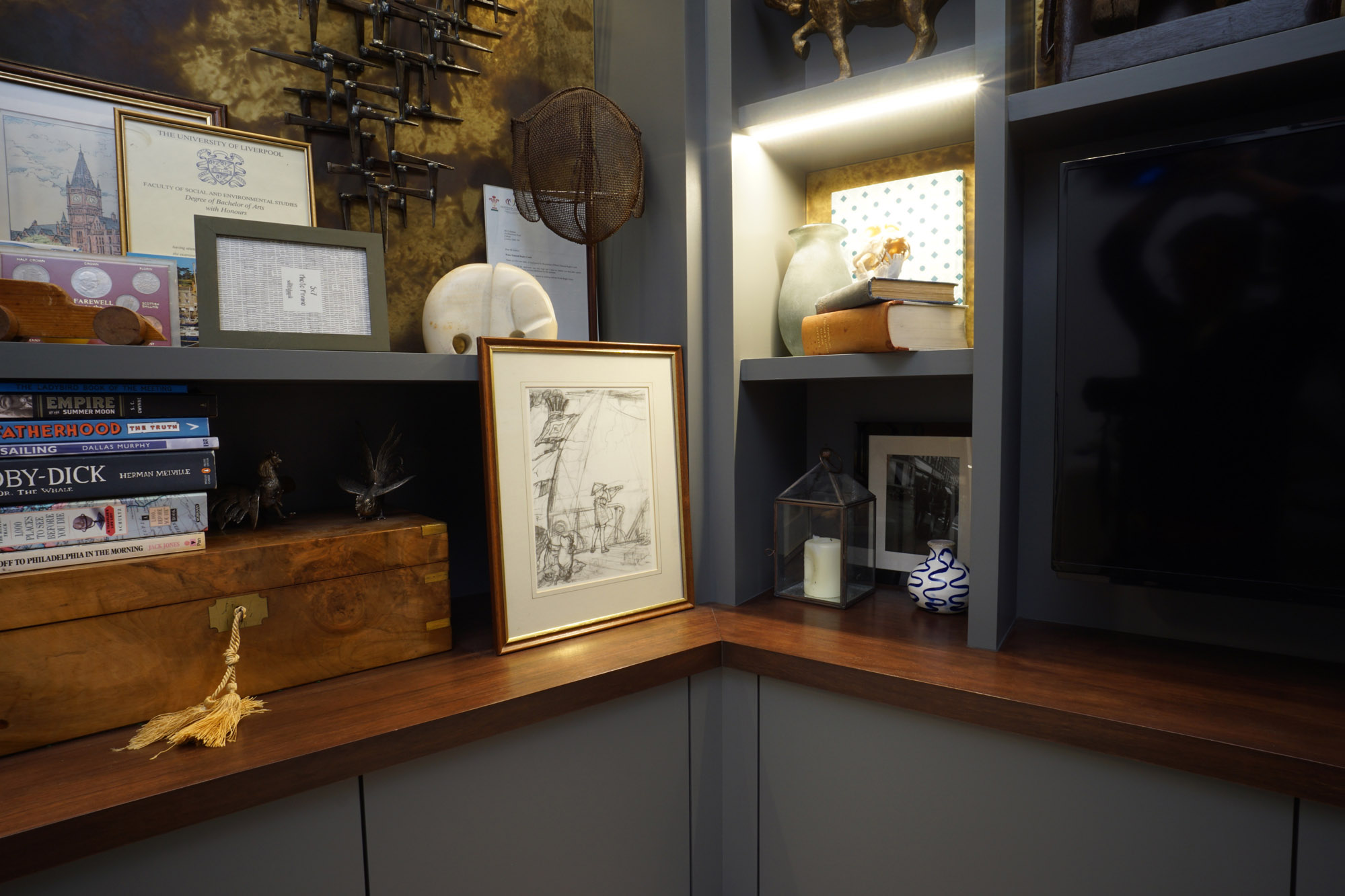 GW Cabinetry Interior Solutions - Media Cabinets 15